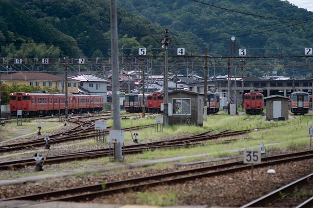 Photos: 003523_20190831_JR津山