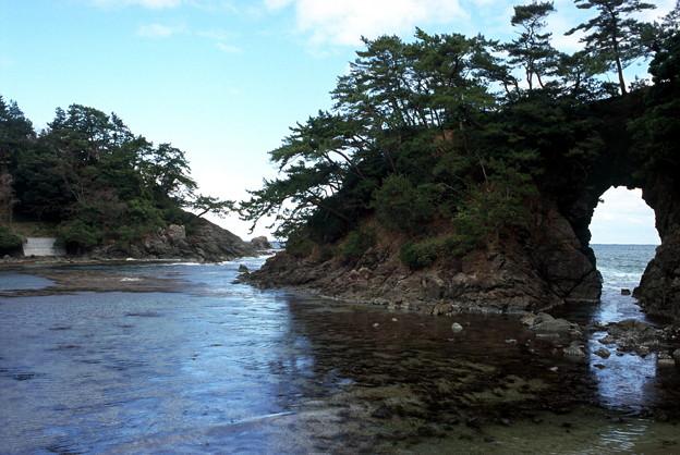 明鏡洞(福井県高浜町)
