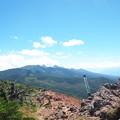 写真: 南八ヶ岳