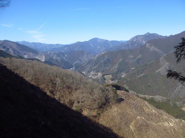 Photos: 奥多摩三山