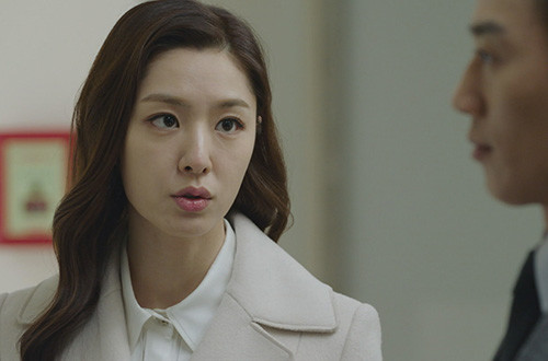 I watched the foreign dramas「Punch-Episode 11&12 -」(Cast)Kim Rae