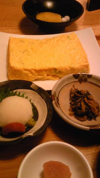 卵焼きデカイw(^_^;)