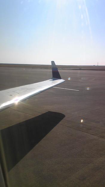 飛行機小さいっす(^_^;)
