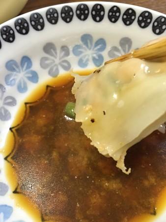 じゃんけん餃子の辛口ジャンボ餃子 (11)