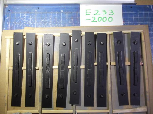 E233-2000(2015/12/12現在状況) 床板