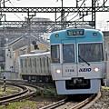 Photos: ブルーグリーンの電車