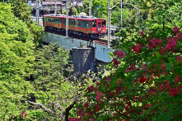 赤べこ列車