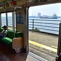 Photos: 海が見える秘境駅