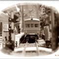 Photos: 田舎の驛