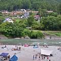 写真: 奥多摩の夏景(2)