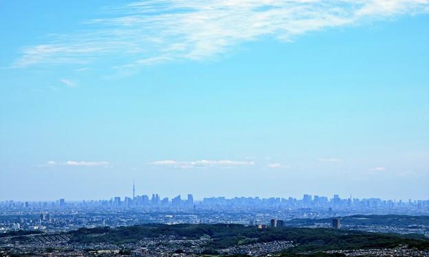 写真: View Mt.Takao(1)
