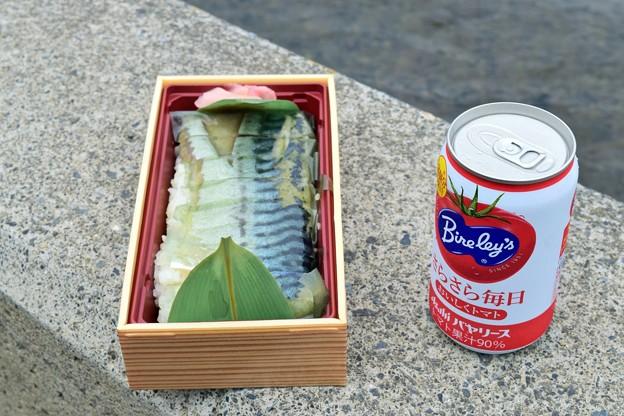 さらさら毎日鯖寿司