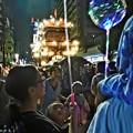 写真: 祭りより、こっち