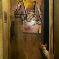 写真: 謎の扉