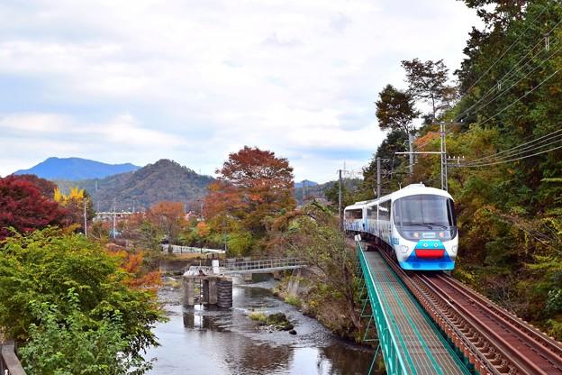 写真: 秋色沿線(27)