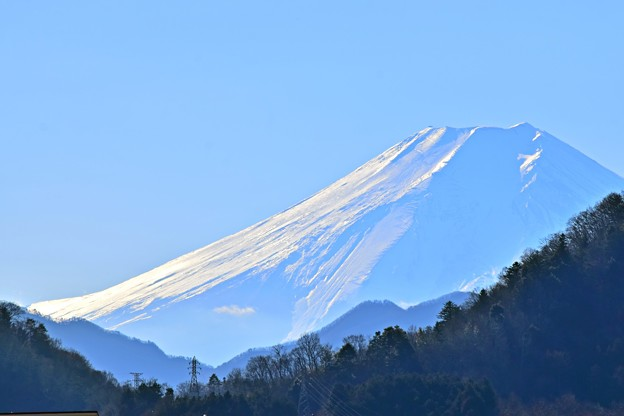 Photos: 初富士(190104)