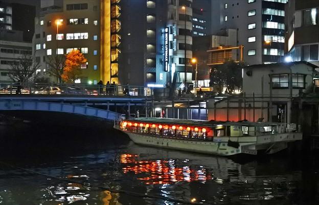 Photos: 屋形舟
