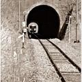 秘境トンネル
