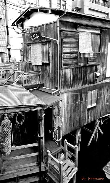 Photos: 舟宿