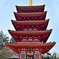五重塔とYou達