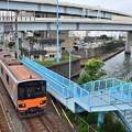 隅田水門から