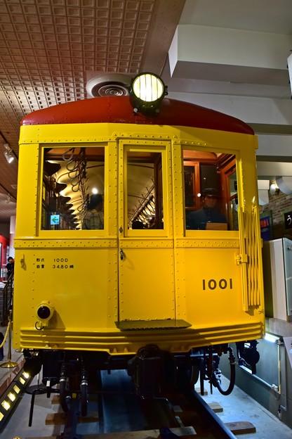 Photos: 日本初の地下鉄(2)