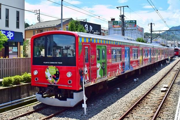 カラフル電車(1)