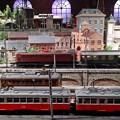 本物の鉄道模型