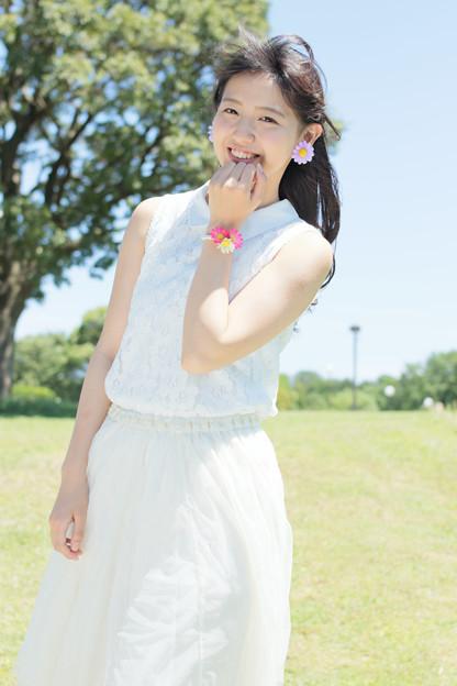 池永百合 A『エモーション撮影会 ぴよdela&3期 2015年6月6日(土)』