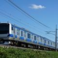 Photos: E531系@蒲須坂ー片岡
