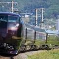 写真: E655系「なごみ」団臨@下諏訪~岡谷