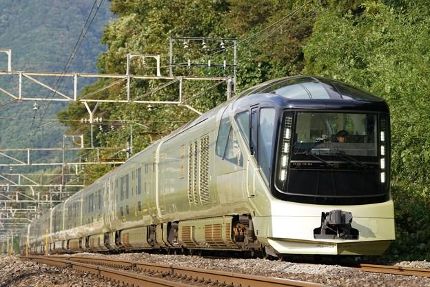 Photos: TRAIN SUITE 四季島@上牧~後閑