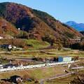 写真: TRAIN SUITE 四季島@上毛高原俯瞰