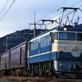 Photos: ELぐんまよこかわ EF65-501+旧客6B+D51498@西松井田