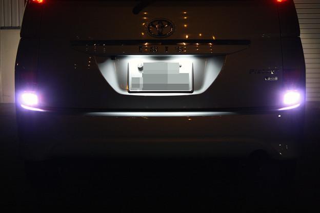 LEDライセンスプレート球、LEDバックランプ