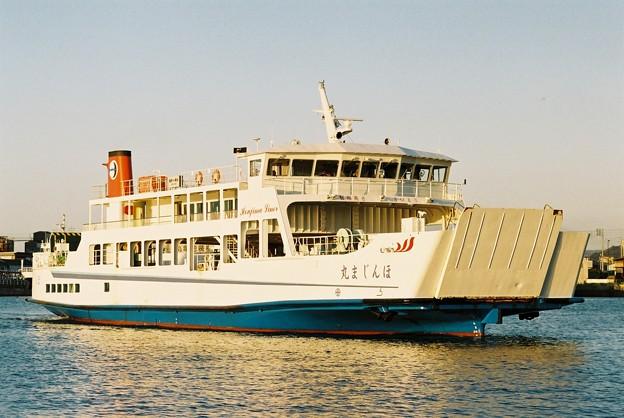 本島汽船「ほんじま丸」