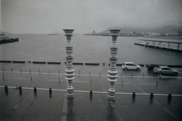 高松港のアート