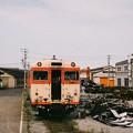 写真: さらばキハ58 293