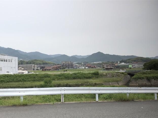 東広島市黒瀬の風景