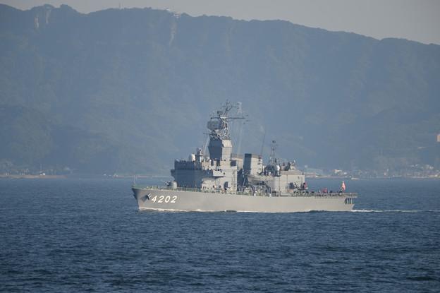 Photos: 訓練支援艦くろべ