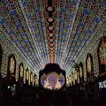 写真: 光の回廊・ガレリアコベルタ