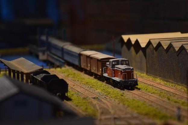 Photos: 清水港で働く機関車