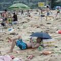 Photos: ゴミ捨て場か?な深圳の海水浴場(笑) (1)