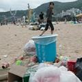 Photos: ゴミ捨て場か?な深圳の海水浴場(笑) (5)