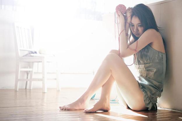 美人さんの長くて綺麗な足ッ 今日の大陸小姐 10-12 (3)