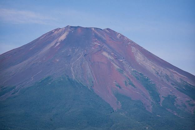 富士五湖巡り【山中湖:湖畔から】3