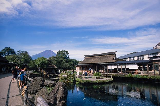 富士五湖巡り【忍野八海】2