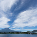Photos: 富士五湖巡り【河口湖から見る富士】1