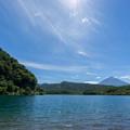 Photos: 富士五湖巡り【西湖から見る富士】1