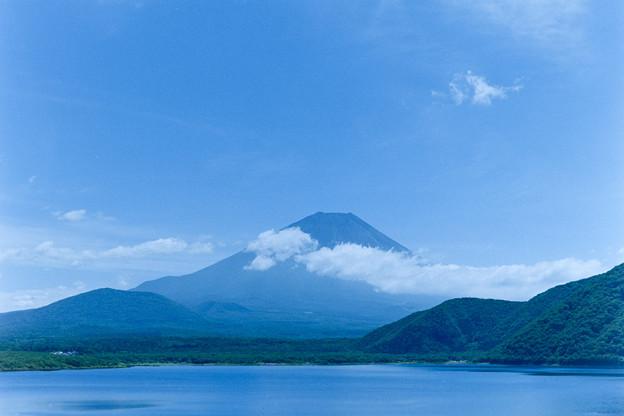 富士五湖巡り【本栖湖から見る富士】5